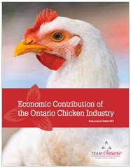 Economic Contribution of the Ontario Chicken Industry image
