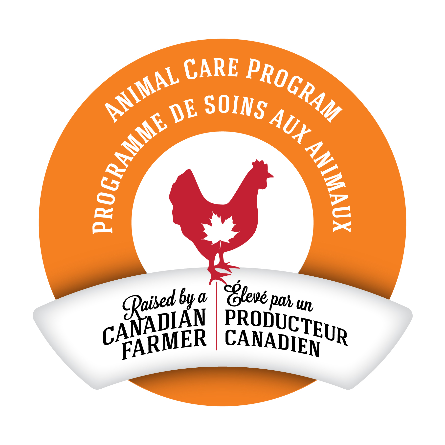 Raised By A Canadian Farmer Animal Care Program  image